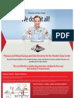 Bacula Systems Brochure 2016