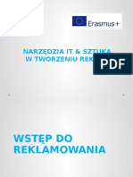 it tools and art in creating advertisements - polish translation