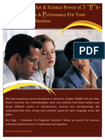 Thought at Work Brochure