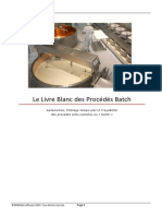 Livre Blanc Process Batch
