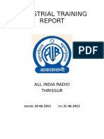 ALL_INDIA_RADIO_Industrial_Training_Repo (1).docx