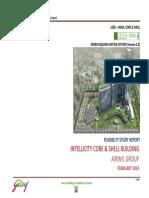 Feasibility Study Report - Intellicity - 14.2.14