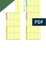 print calendar.docx