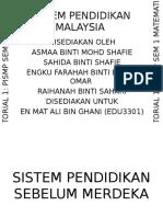 As - Sistem Pendidikan Malaysia (43437995)