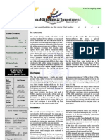 PFI Newsletter (Issue