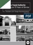 2017 CTA budget book