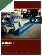 Karajet Profile