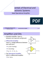 04 Ideal Operational Amplifier