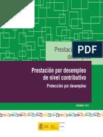 PRESTACIÓN DESEMPLEO