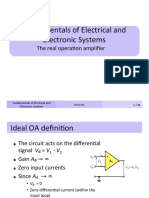 06 Real Operation Amplifier