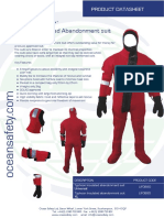 Typhoon_Insulated SOLAS Abandonment Suit