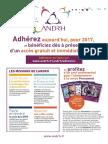 Offre adhérent ANDRH 2017