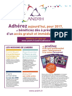 Offre adhérent ANDRH 2017