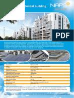 Solar System for Residential Building