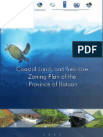 Coastal Land- and Sea-Use Zoning Plan of the Province of Bataan