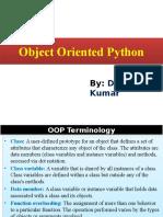 Python-05( Python OOPS)