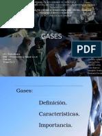 Propiedades Toxicológicas de los Gases