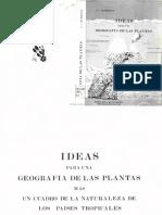 Ideas para una geografía de las plantas (A.V. Humboldt).pdf