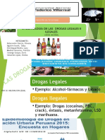 Estadisticos de Drogadiccion FINAL Pptx
