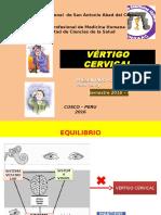 Vértigo Cervical