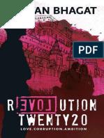 Revolution Twenty20 - Chetan Bhagat