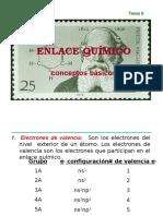 06. Enlace Químico I (30 d).pptx
