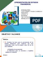 Cedeño Gabriela_ Zambrano Maria_8vo A_ca_nic 1 Presentacion de Estados Financieros.pptx