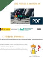 Actividades para mejorar la escritura en Primaria.pptx