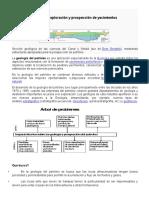 Geología Exploración y Prospección de Yacimientos.docx Informe