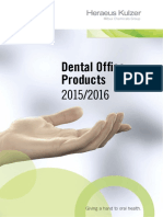 Praxiskatalog Dentistry GB EU