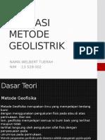 Presentasi Geofisika