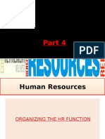 Human Resources (Part 4)