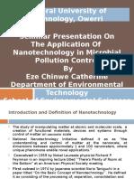 Chinwe Eze Seminar Presentation