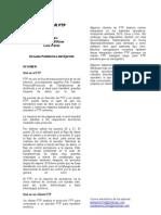 FTPProyecto>> Utilizando FileZilla