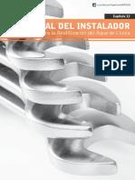 Manual del Instalador Capítulo 12 - Sistemas para la Reutilización del Agua de Lluvia