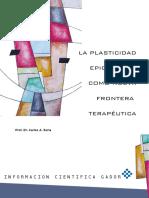 La Plasticidad Epigenética Como Nueva Frontera Terapéutica