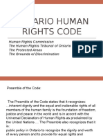 clu3m ontario human rights code 2016 pptx  1