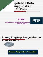 2a.pengantar EpiData (Pengolahan Data)