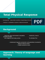 Total Physical Response 1