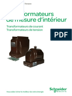 Transformateurs de Mesure Intérieur 2012