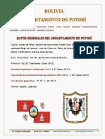 Potosi Bolivia Esp