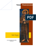 Temas Franciscanos
