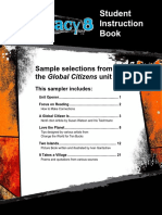 nelson literacy 8 - global citizens