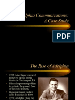 Adelphia Communications