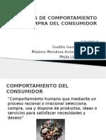 Modelos de Comportamiento de Compra Del Consumidor