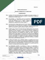 040-2014 Reglamento Del Sistema Pericial