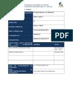 PLANEACION Quimica Gral II SEMI Modificado