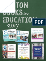 Norton Books in Education 2017