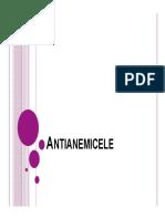 1.Antianemicele