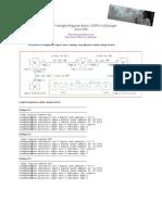 Belajar Mengkonfigurasi Basic OSPFv3 DiJuniper